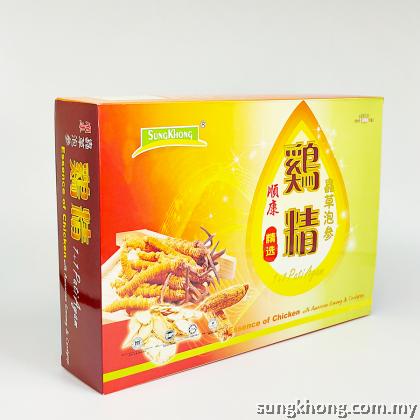 1+1 虫草泡参鸡精 1+1 Chicken Essence