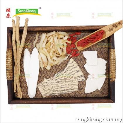 银牌清宝汤 - 润甜 Yin Pai Qing Bao Tang - Sweet