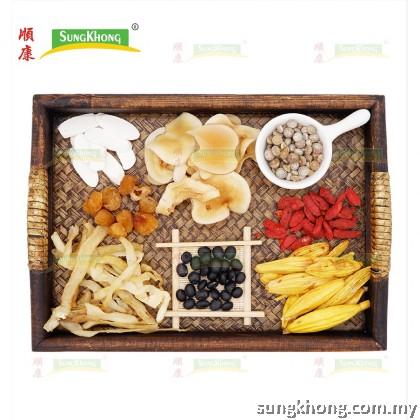 无硫磺清肝明目汤 - 润甜 Sulfur-free Cooling herbal Soup- Sweet