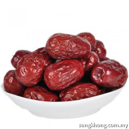 无磺有机若姜红枣 Sulfur-free Xinjiang Red Dates(100g) - L size