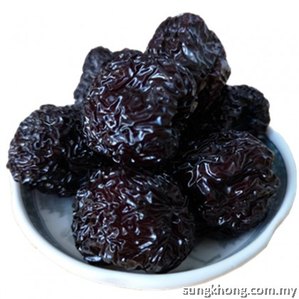 养血阿胶枣 E-jiao Black Dates(100g)