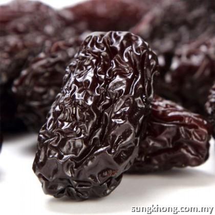 南枣 Nan-Zao Black Dates(100g) - GRADE B