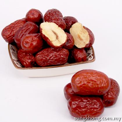 若姜红枣 Xinjiang Red Dates(1kg) - S size